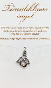 958ceff08bd Amulett: Tänulikkuse ingel C