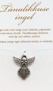 243d622dc2b Amulett: Tänulikkuse ingel A