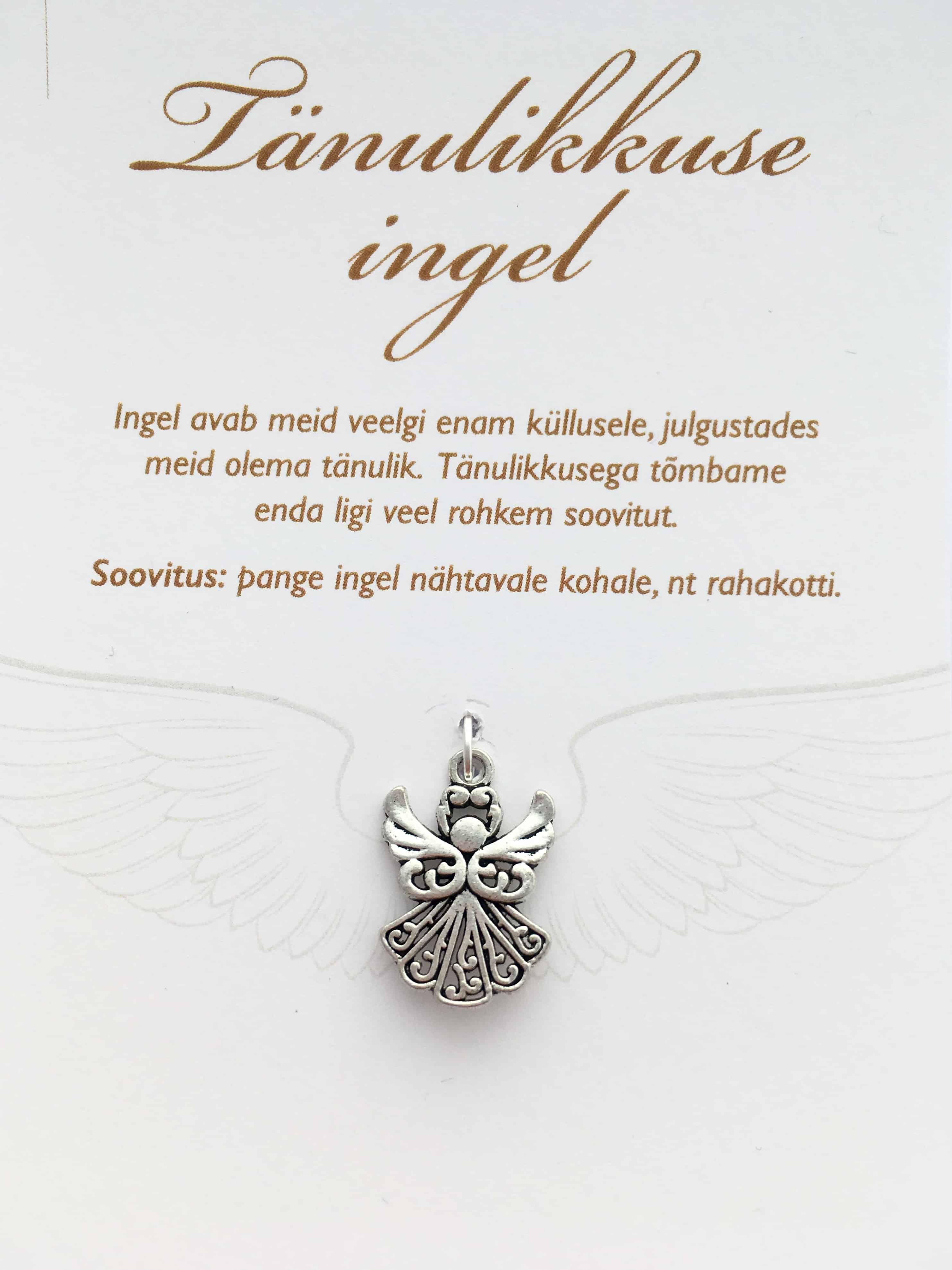 5ff82069060 » Amulett: Tänulikkuse ingel D