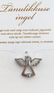 9ed8bd2b202 Amulett: Tänulikkuse ingel B