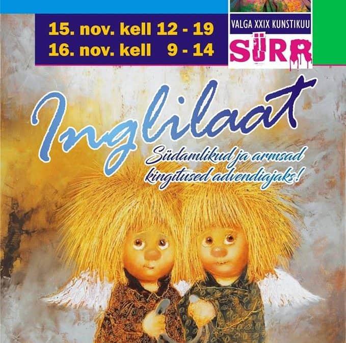 Inglilaat 15.-16.11 Valgas